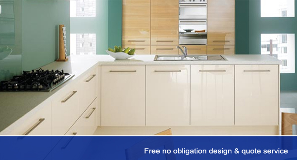 Fitted kitchens supplied fitted across the north west for Fitted kitchen quotes