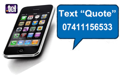 text for a free quote